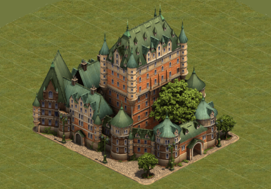 Power Leveling: Château Frontenac