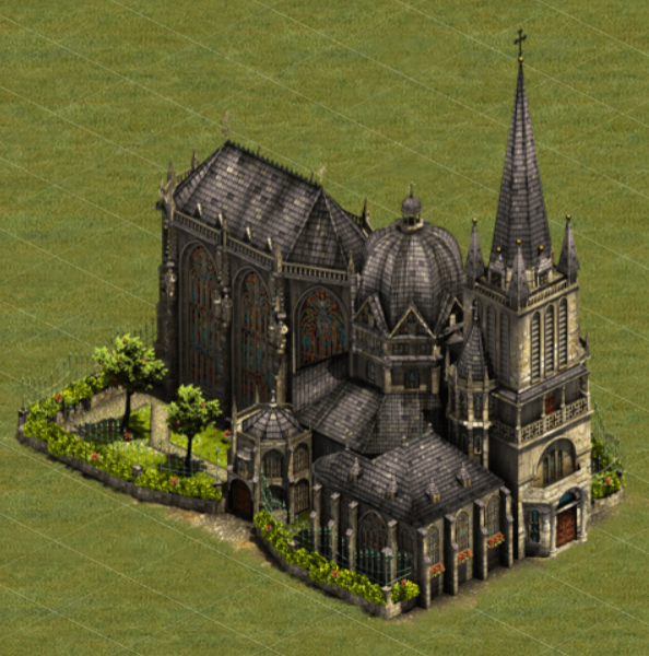 Power Leveling: Cathedral of Aachen