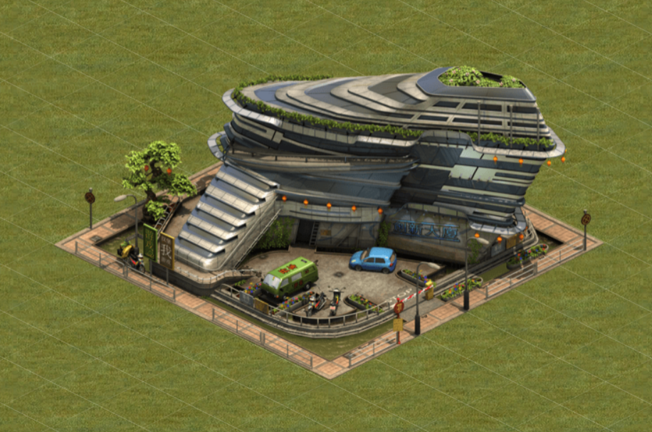Power Leveling: Innovation Tower