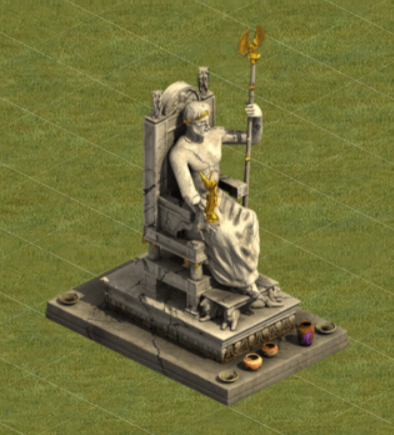 Power Leveling: Statue of Zeus