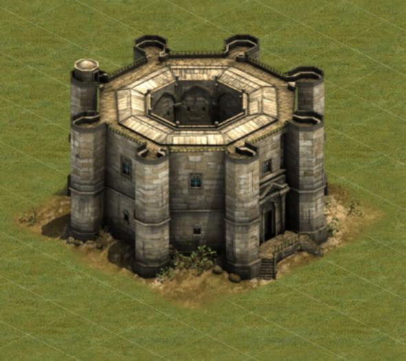 Power Leveling: Castle del Monte