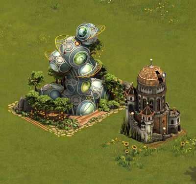 The Combo of Arc and Observatory