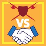 Fighter -vs- Negotatior